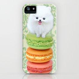 Mt. Macarone iPhone Case
