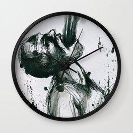 Inhuman Wall Clock