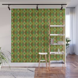 Happy St. Patrick's Day Pattern | Ireland Luck Wall Mural
