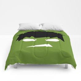 The Hulk Superhero Comforters