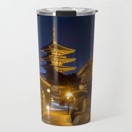 Yasaka-no-to Pagoda Travel Mug