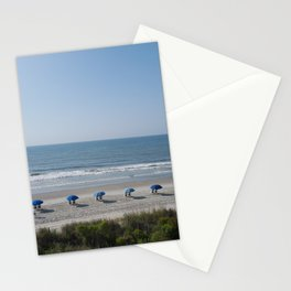 Oceanfront Stationery Cards