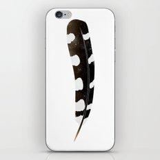 Falling Like Feathers iPhone & iPod Skin