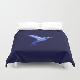 Colibri's dream 2 Duvet Cover
