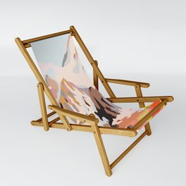 glass mountains Sling Chair