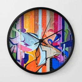 Wall-Art-009 Wall Clock