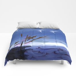 Near and afar Comforters