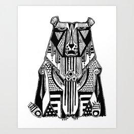 karhu Art Print