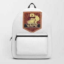 Vape Propaganda   Vaper Vaping E-Cigarette Backpack
