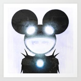 Deadmau5pike Art Print