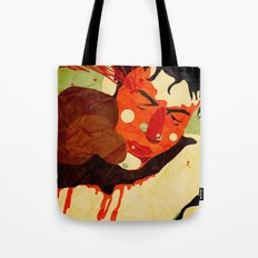 Raging Bull Tote Bag