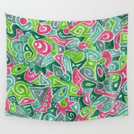 Ivy Wall Tapestry