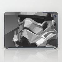 stormtrooper iPad Cases featuring Stormtrooper by Filip Peraić