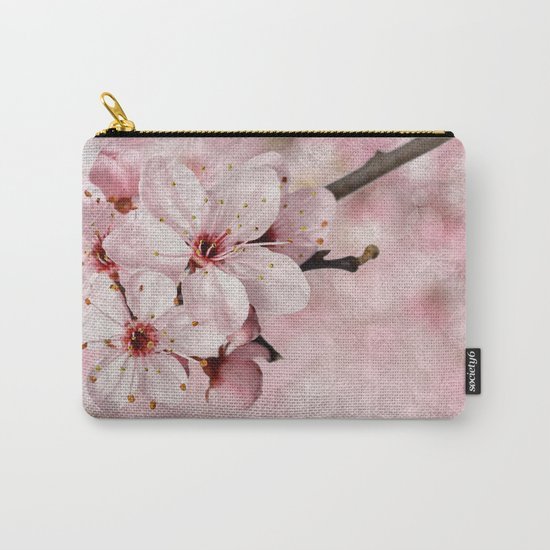 Cherry Blossom #2 Carry-All Pouch