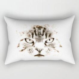 That Mischievous Cat Rectangular Pillow