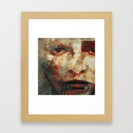 The Human Race 3 Framed Art Print