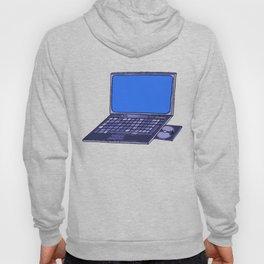 Laptop  Hoody