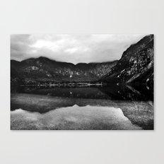 Lake Bohinj, Bled, Slovenia. Canvas Print