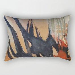 Abstract Splendor Rectangular Pillow