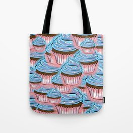Lots of Cup Cakes Tote Bag