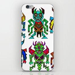 Monstagons iPhone Skin