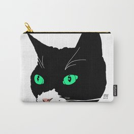 Green-eyed Pep Carry-All Pouch