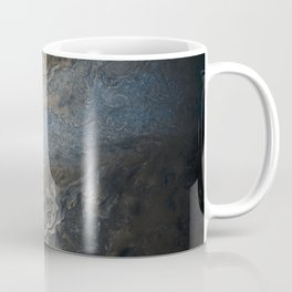 Storms on Jupiter from Juno Cam (2017) Coffee Mug