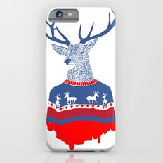 Ugly winter pulover Slim Case iPhone 6