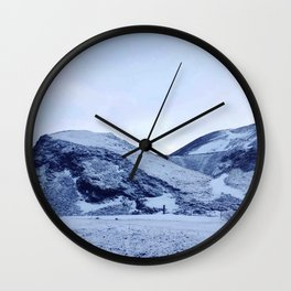 ICE Twins Wall Clock