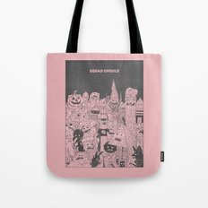 Squad Ghouls Tote Bag