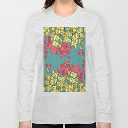 Spring Tulips Long Sleeve T-shirt