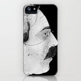Mugshot Vampire iPhone Case