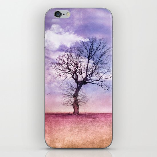 ATMOSPHERIC TREE | Early Spring iPhone & iPod Skin