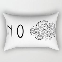 no Rectangular Pillow
