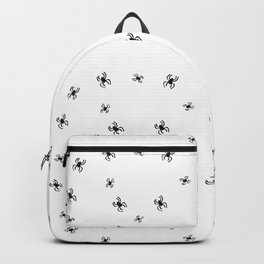 Pattern with spiders Backpack