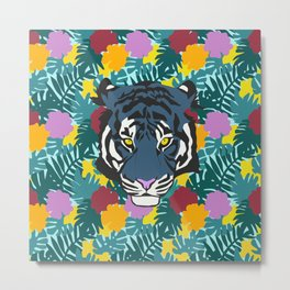 Junglee Metal Print