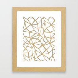 Gold Foil Prints, Printable Art #society6 #decor #buyart Framed Art Print