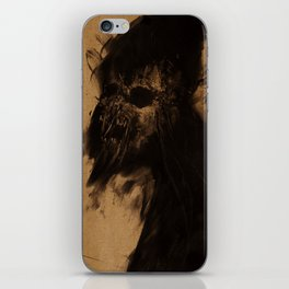 Digger Of Ditches iPhone Skin