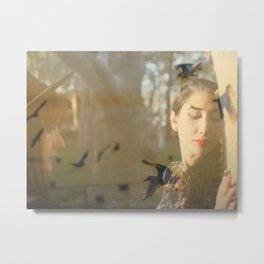 The Valente Sisters, No. 8 Metal Print