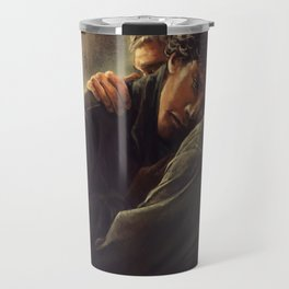 Never supposed to leave Travel Mug
