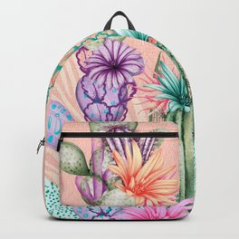 Cacti Love Backpack