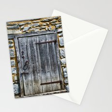 Door at the Mill Stationery Cards