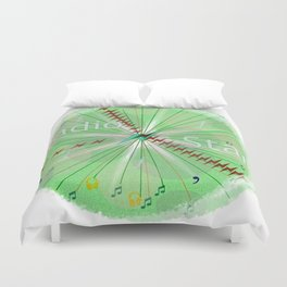Radio Star Duvet Cover