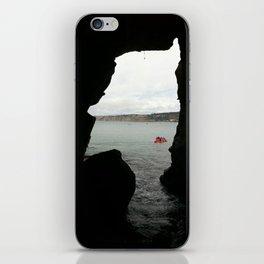 Sea Cave iPhone Skin