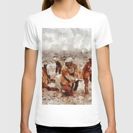 The Horror of War, WWI T-shirt