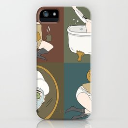 Mae iPhone Case