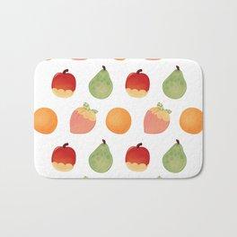 Hometown Fruit Bath Mat