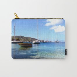 bequia harbor Carry-All Pouch