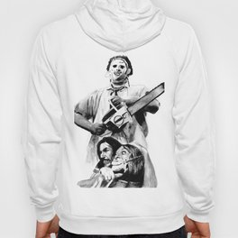 They Call Him Leatherface Hoody