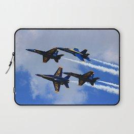 US Navy Blue Angels Laptop Sleeve